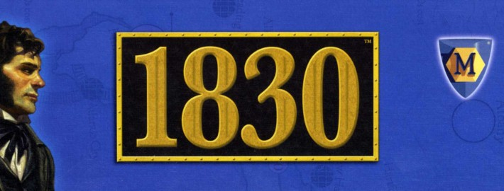 1830 - Lookout Games Edition - Box Side