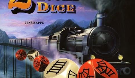 Railroad Dice 2 - Box Front