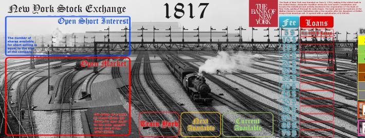 1817 - Custom Game Board