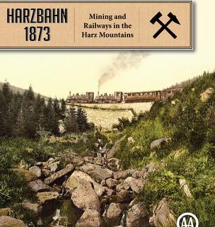 1873 Harzbahn - Front