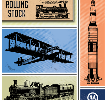 Rolling Stock - Cover