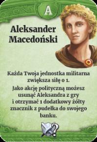 A - Aleksander Macedoński (N)