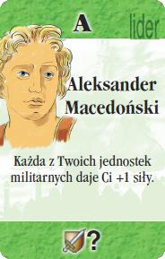 A - Aleksander Macedoński (S)