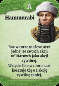 A - Hammurabi (N)