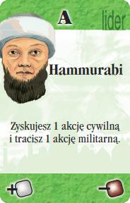 A - Hammurabi (S)