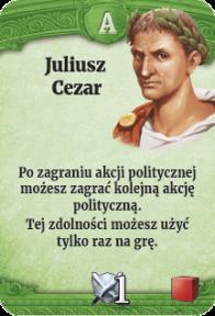 A - Juliusz Cezar (N)