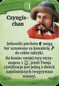 I - Czyngischan (N)