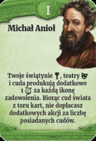 I - Michał Anioł (N)