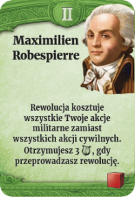 II - Maximilien Robespierre (N)