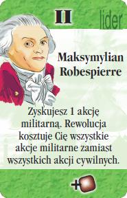 II - Maximilien Robespierre (S)