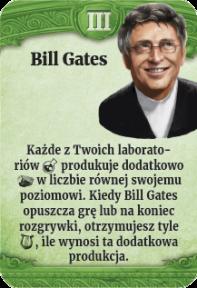 III - Bill Gates (N)