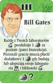 III - Bill Gates (S)