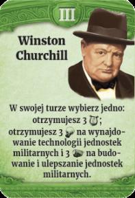 III - Winston Churchill (N)