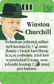 III - Winston Churchill (S)