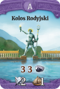 A - Kolos Rodyjski (N)