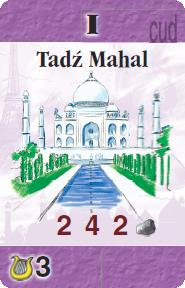 I - Tadż Mahal (S)